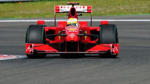 Bliv klogere på Ferraris F1 racer