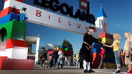 Tank, vask eller spis dig til børnebilletter til LEGOLAND®